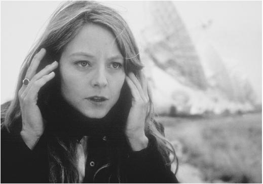 Jodie Foster as Dr. Eleanor Arroway in Contact